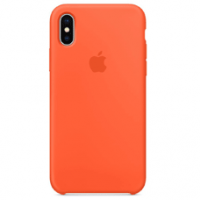 Чехол Silicone Cover iPhone X