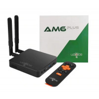 TV BOX Ugoos AM6 Plus 4/32Gb