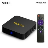 TV BOX MX10 4/32GB
