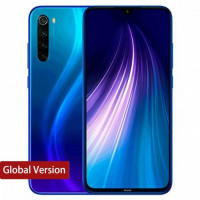 Xiaomi Redmi Note 8 4/64Gb синий